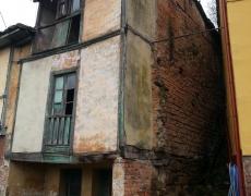 Proyecto de derribo de vivienda unifamiliar adosada