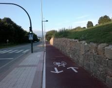 Coordinación de S+S ejecución de carril bici «Castrillón»