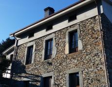 Rehabilitación y ampliación de vivienda «Boal»
