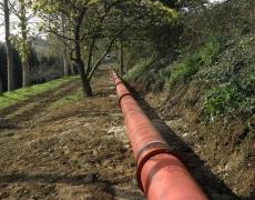 Coordinación de S+S ejecución de redes de saneamiento «Castrillón»