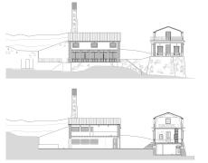 Coordinación S+S Rehabilitación Edificios para Fábrica de Cerveza
