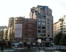 Coordinación de S+S Rehabilitación de Fachadas en Edificio – Oviedo