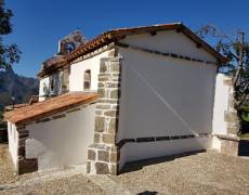 Rehabilitación de Iglesia. San Pedro de Ladines. Sobrescobio.