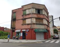 Proyecto de derribo de dos edificios en fincas colindantes. Cerdeño. Oviedo.