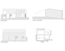 Proyecto de derribo de edificación en Oviedo.
