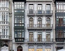 Reconstrucción de edificio Calle Uria 58, Oviedo.