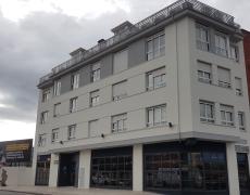 Ejecución de Edificio uso Hotelero. Gijón.